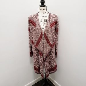 RUBY MOON by Anthropologie Open Front Cardigan